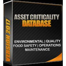 Asset Criticality Database 2.0