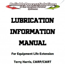 Lubrication Manual - Equipment Life Extension