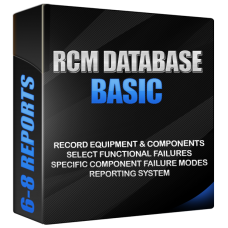 RCM Database - Basic Version - 6-8 Reports