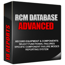 RCM Database - Advanced Version - 18 Reports