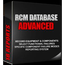 RCM Database - Advanced Version - 18 Reports